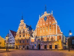 gruppereise til Riga