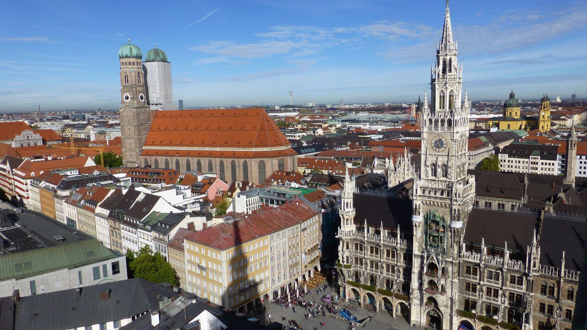 Tyskland/München