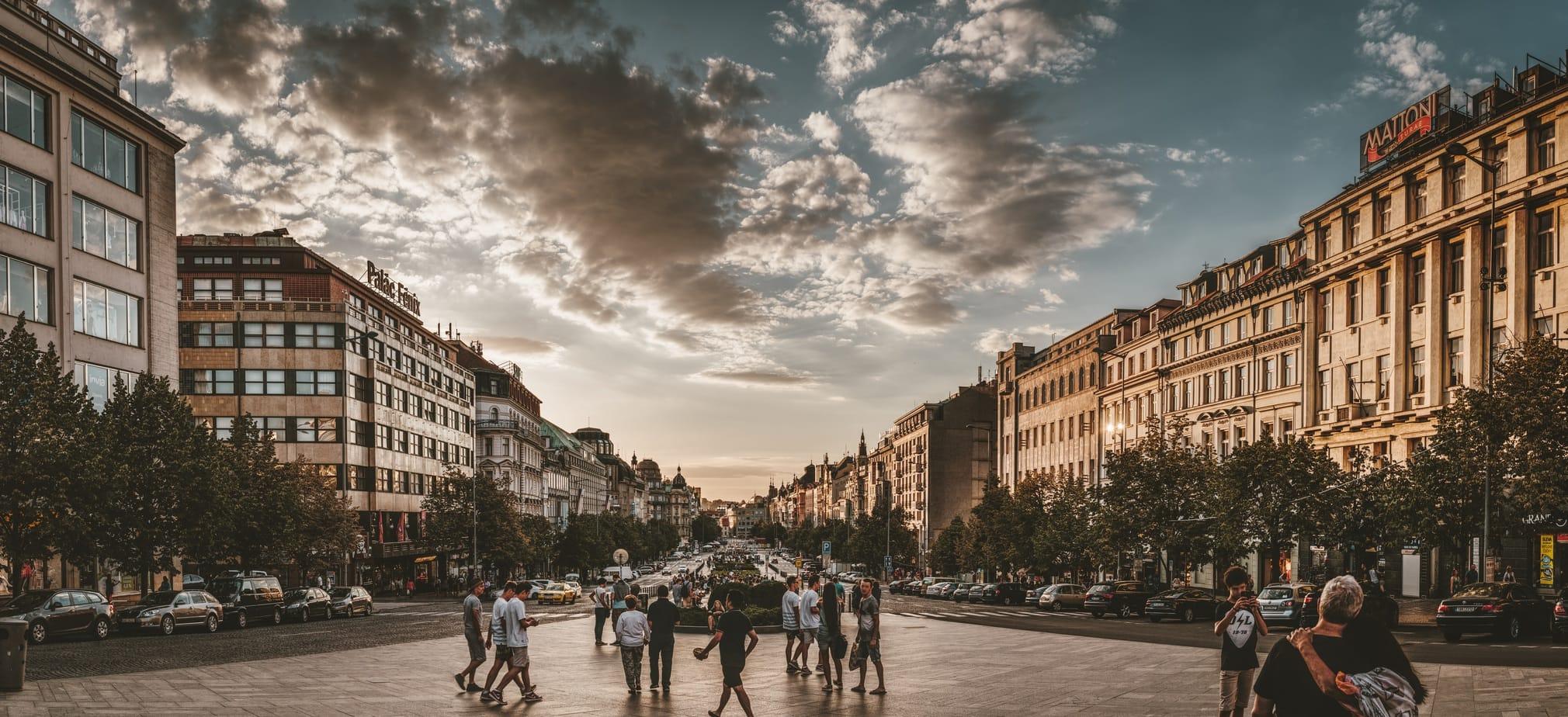 gruppereise til Praha